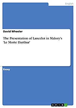 betrayal in malorys le morte darthur essay Betrayal in malory's le morte d'arthur 1138 words | 5 pages malory paper malory's le morte d'arthur isn't known to be classic just because of arthur-but rather the themes of family, love, revenge, identity, loyalty and betrayal.