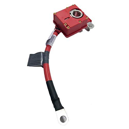 Easy-topbuy 61192217017 Câble de Batterie Positif de Voiture Borne Positive Au Fil de Batterie pour BMW E87 116 118 123 125 130 135