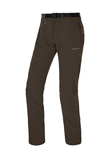 Trangoworld pc008106 – 4 V1-S Pantalon Long, Femme, Marron, S