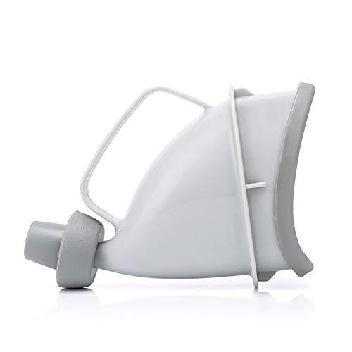 BovoYa - Urinale Portatile Unisex, con Manico, Adatto per Il Trasporto di ingorghi e Medicine