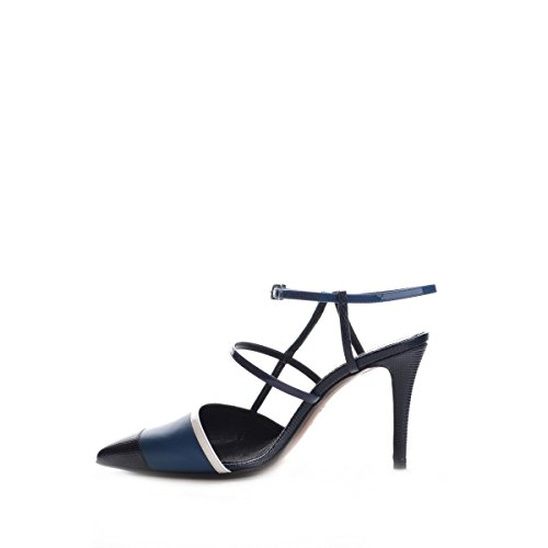 Fendi Chaussures ON44 Bleu
