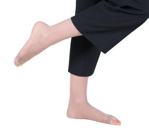 Toeless Sheer Support Knee Highs 20-30mmHg