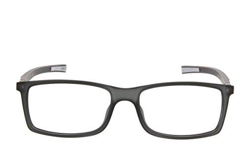 Preisvergleich Produktbild Tag Heuer Gläser Frames Brille TH 0511007klar grau silber