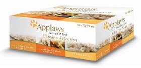 Applaws Chicken Selection Can 12 x 70 g from MPM Products
