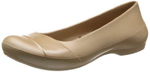 Crocs - - Frauen Gianna Wohnung Gold