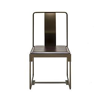 Driade MINGX Outdoor Stuhl - bronze - Konstantin Grcic - Design - Gartenstuhl