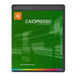 cardPresso Kartengestaltungssoftware XM Upgrade auf XL [ S-CP1215 ]