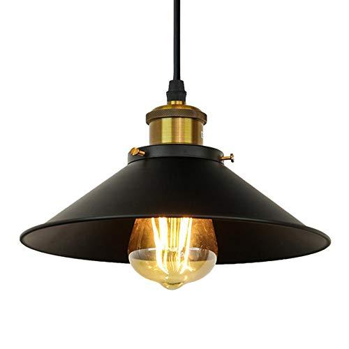 Moderna Industrial Iluminación Colgante Luz - E27