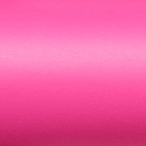 TipTopCarbon Möbelfolie Pink Matt Klebefolie 2m x 60cm Selbstklebende Plotterfolie Matte