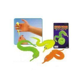 Toysmith Magic Wiggly Worm
