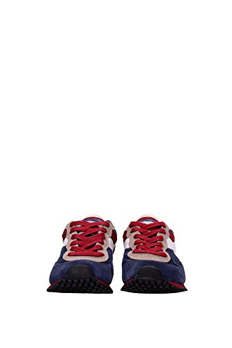 Schuhe an1858 Diadora Uomo Fantasie Blau/Rot