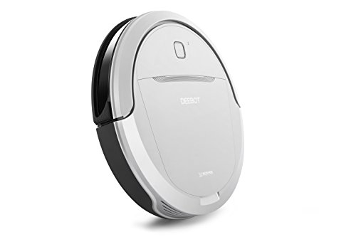 ECOVACS DEEBOT M81Pro award winning robot vacuum – High suction with beater brush, auto self-charging, drop sensor – works on hard floor & carpet, wet mopping feature, connects with smartphone & Alexa – 2 year warranty [Energy Class A]