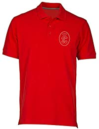 Speed Shirt Polo por Hombre Rojo TM0290 Guardia Civil Spagna