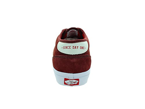 Vans VN-0306I3D, Sneaker Uomo Bordeaux Rosso Size: Vinaccia