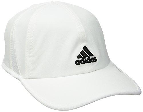 adidas Herren Adizero Cap, Herren, weiß/schwarz, Einheitsgröße -