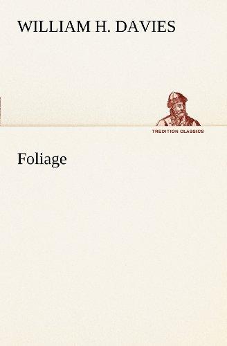 Foliage (TREDITION CLASSICS)
