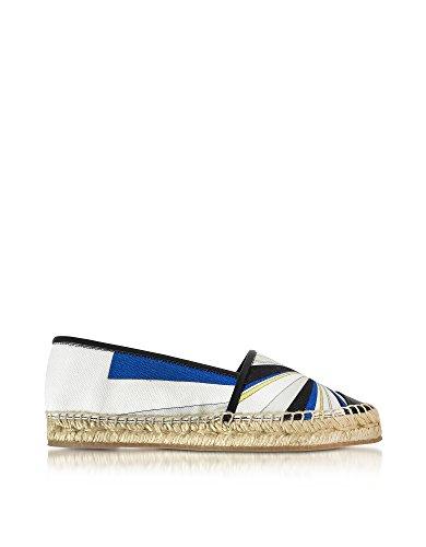 emilio-pucci-femme-71ce0271x65q81-blanc-bleu-coton-espadrilles