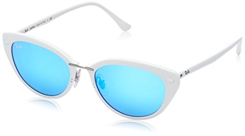 Ray-ban - Mod. 4250 - Lunettes De Soleil Femme, shiny white (shiny white), taille 52