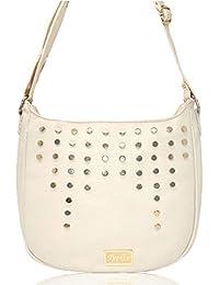 TYPIFY Leatherette PU Cross Body Sling Bag For Women And Girls College Office Handbag, Sling Belt Stylish Latest...