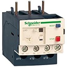 Schneider Electric LRD08 LRD Relés de Protección Térmicos Diferencial Sobrecarga, Clase 10A, 690VAC, 0-400Hz, 2.5-4Amps