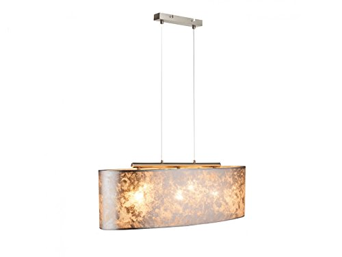 Plafoniera Tessuto Design : Design a sospensione in tessuto leggero ho lampada lunghezza glÓ