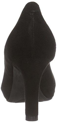 Giudecca - Jy1506-1, Scarpe chiuse Donna Nero (Nero (nero))