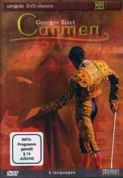 Preisvergleich Produktbild CARMEN - arrangiert für mit DVD [Noten / Sheetmusic] Komponist: BIZET GEORGES aus der Reihe: AMADO DVD CLASSICS