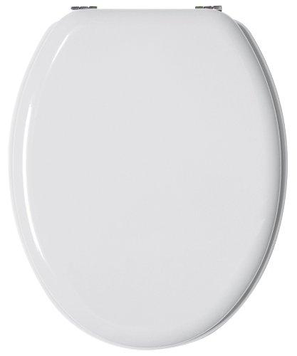 GELCO Design Lounge 707231 WC-Sitz, Weiß -