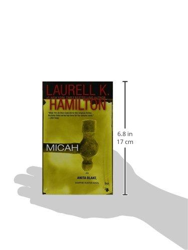 Micah: An Anita Blake, Vampire Hunter Novel (Anita Blake Vampire Hunter 13)