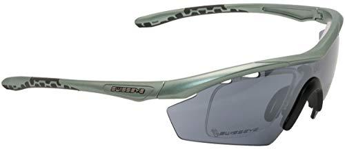 Swisseye Sportbrille Solena RX Grey Metallic Matt/Black 12841RX