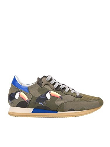 Philippe Model, Chaussures basses pour Homme Militaire