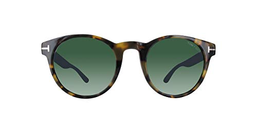 Tom Ford Herren Ft0522-56N-Grün Sonnenbrille, Grün, 51