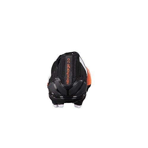 arancio Calcio Nero bianco Per Multicolor Arancio Flash Uomo Da Bianco nero Adidas Scarpe PqYEff