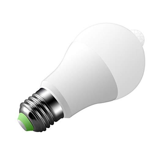E27 LED Classic Lampe/Ersetzt 12W, 800lm / Warmweiß 1620 LM/Filamentstil Klar/Nicht Dimmbar / 1er-Pack (Motion-sensor-schalter 220v)