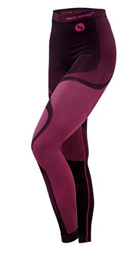 Sesto Senso® Pantalón Térmico Mujer Ropa Interior