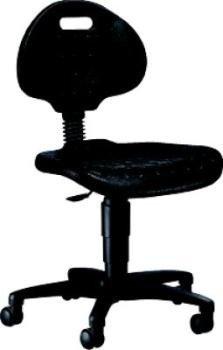 Preisvergleich Produktbild Arbeitsstuhl TEC 20 PU-Schaum schwarz