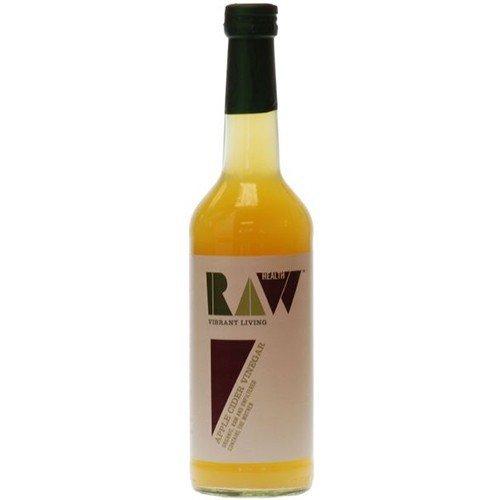 (2er BUNDLE)  Raw Health - Org Apple Cider Vinegar -500ml