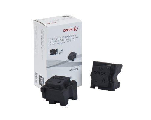 8700 Festtinte (XEROX ColorQube 8700/8900 ColorQube schwarz Standardkapazität 4.500 Seiten 2 sticks)
