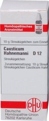 DHU Causticum Hahnemanni D12, 10 g Globuli -