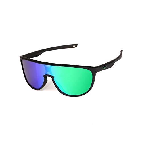 Sport-Sonnenbrillen, Vintage Sonnenbrillen, Fashion Sunglasses Polarisiert Lens Men Women Sports Sun Glasses Trend Eyeglasses Male Driving Eyewear 9102 VR46 TRILLBE 3a