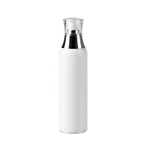YYF BPA Frei TSA Genehmigt Reiseflasche Sets Dicht Nachfüllbar Make Up Kosmetik für Flüssige Lotion Container 0,5/1/1,7 unze (Unze Lotion 1)