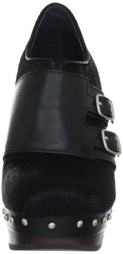 UGG  Illana,  Scarpe col tacco donna Nero (Schwarz (BLACK))