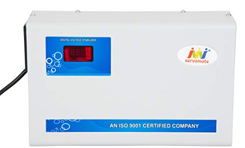 Servomate 5 KVA Automatic Stabilizer for 2 Ton AC (90v-300v)