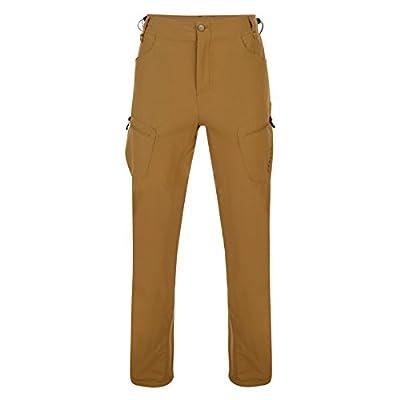 Dare 2b Tuned In Herren Hose, seitliche Reißverschlusstaschen und -öffnungen, reguläre Schnittform
