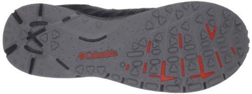 Columbia Master Fly Omni-Heat Outdry BM3804 Herren Sportschuhe - Outdoor Schwarz (Black, State Orange 010)
