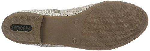 Remonte R4877 Damen Chelsea Boots Grau (steel/elefant/kiesel / 42)