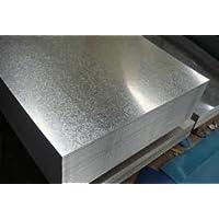 """comprar Metal en línea 0,8mm/20SWG (0,035"""")   dx51d hoja de acero galvanizado   resistente a la corrosión   rígida revestimiento   ideal para al aire libre proyectos   disponible en varios tamaños, GALV053"""