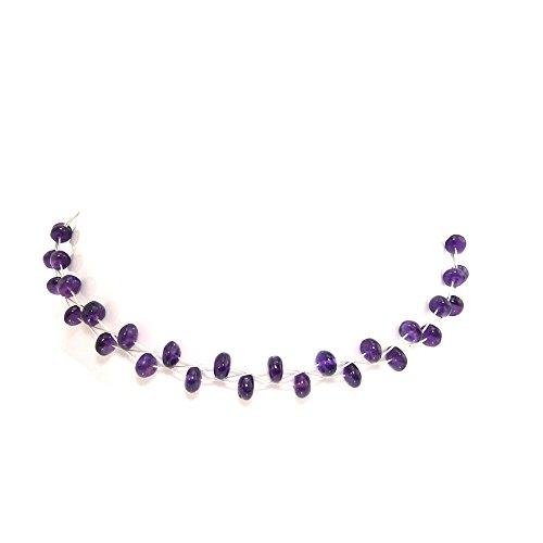 Kollier Silber 925 Amethyst Perlen