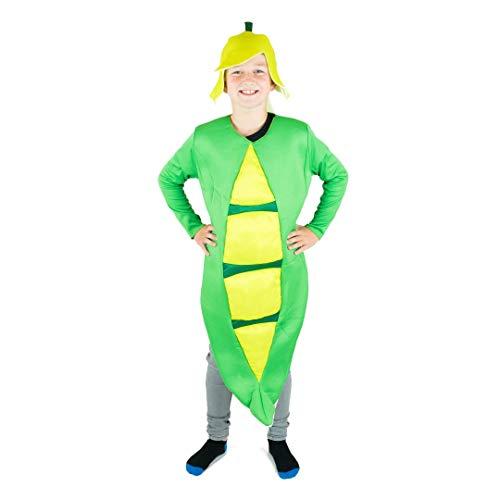 Bodysock® Peapod Kostüm für Kinder