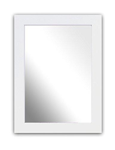 Inov8-A4-Kayla-British-marco-de-madera-de-espejo-blanco